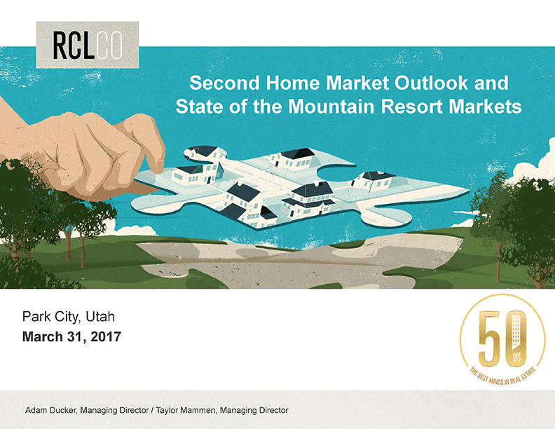 State of the Mountain Resort Market 2017