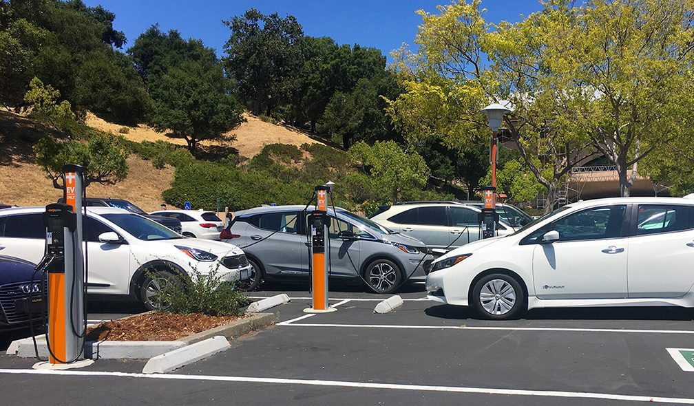 Electric Vehicle Charging Station Strategy for Real Estate Implementation in the U.S.